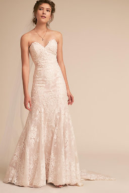 Vintage lace wedding dresses lace wedding gowns bhldn winona gown winona gown junglespirit Image collections