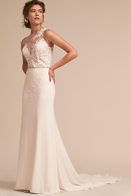 Shop wedding dresses on sale wedding dress clearance bhldn kellyn gown junglespirit