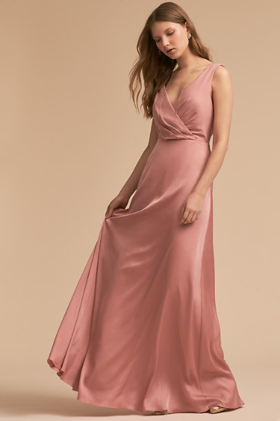 Donna Morgan Misty Rose Sabine Dress | BHLDN