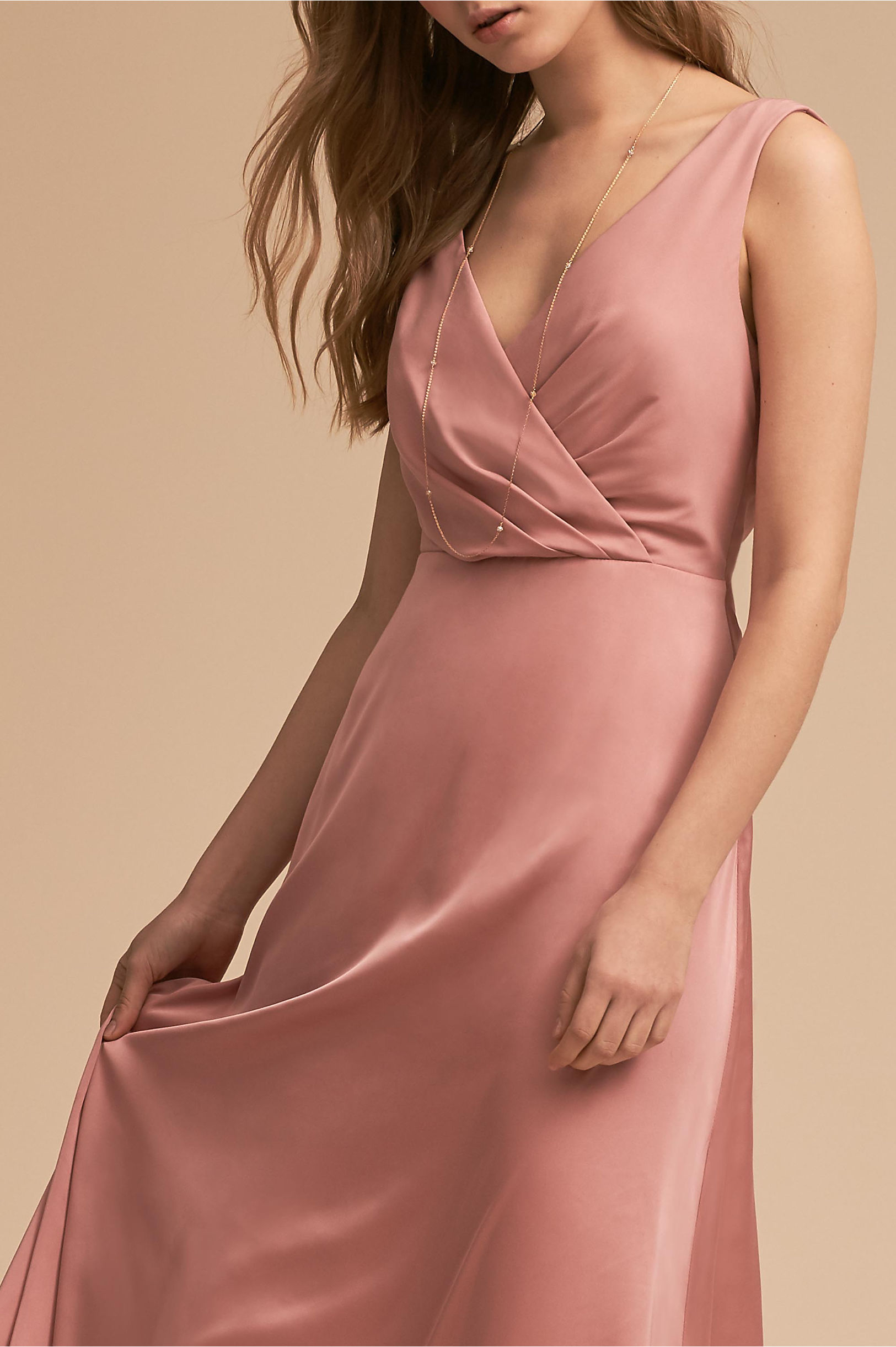 a1dfe7ebeccb Donna Morgan Misty Rose Sabine Dress   BHLDN