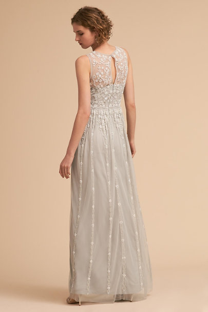 BHLDN Fog Eliza Dress | BHLDN