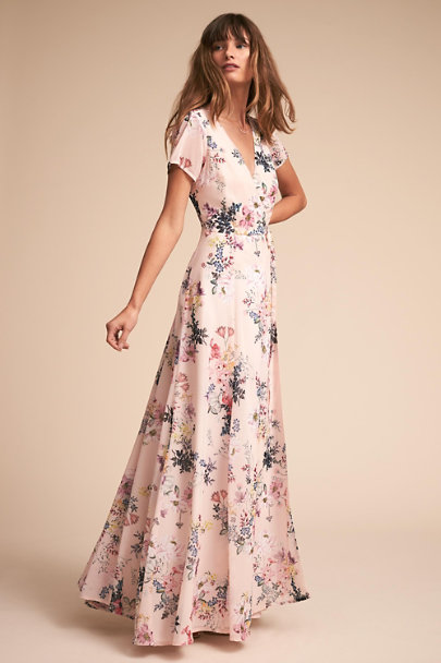 Yumi Kim Belle Bouquet Cameo Calypso Dress | BHLDN