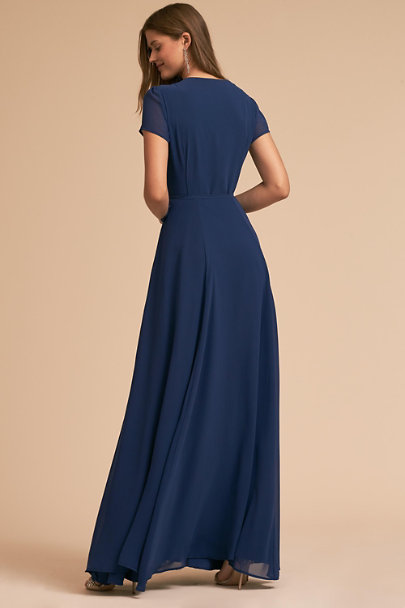 Yumi Kim Navy Calypso Dress | BHLDN