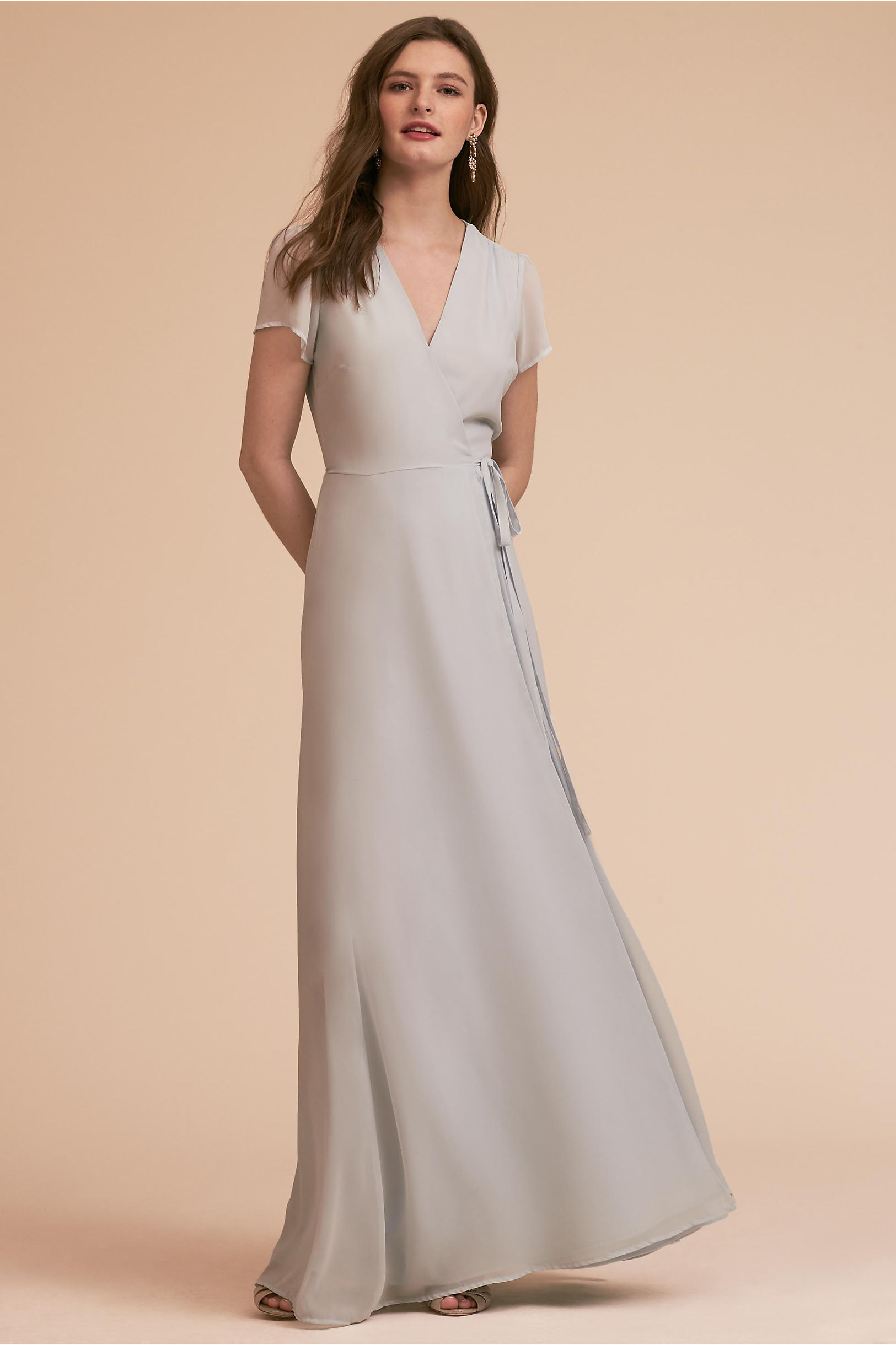 Black grey bridesmaid dresses bhldn calypso dress ombrellifo Image collections