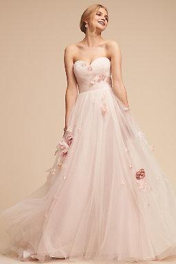 Strapless sweetheart neckline wedding dresses bhldn eloise ballgown eloise ballgown junglespirit Gallery