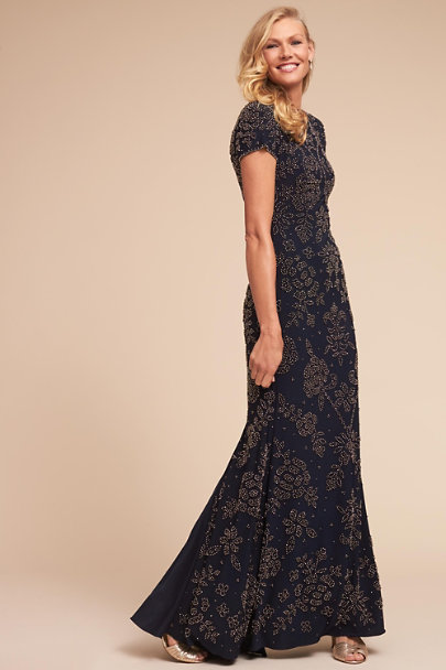 BHLDN Navy Andes Dress | BHLDN