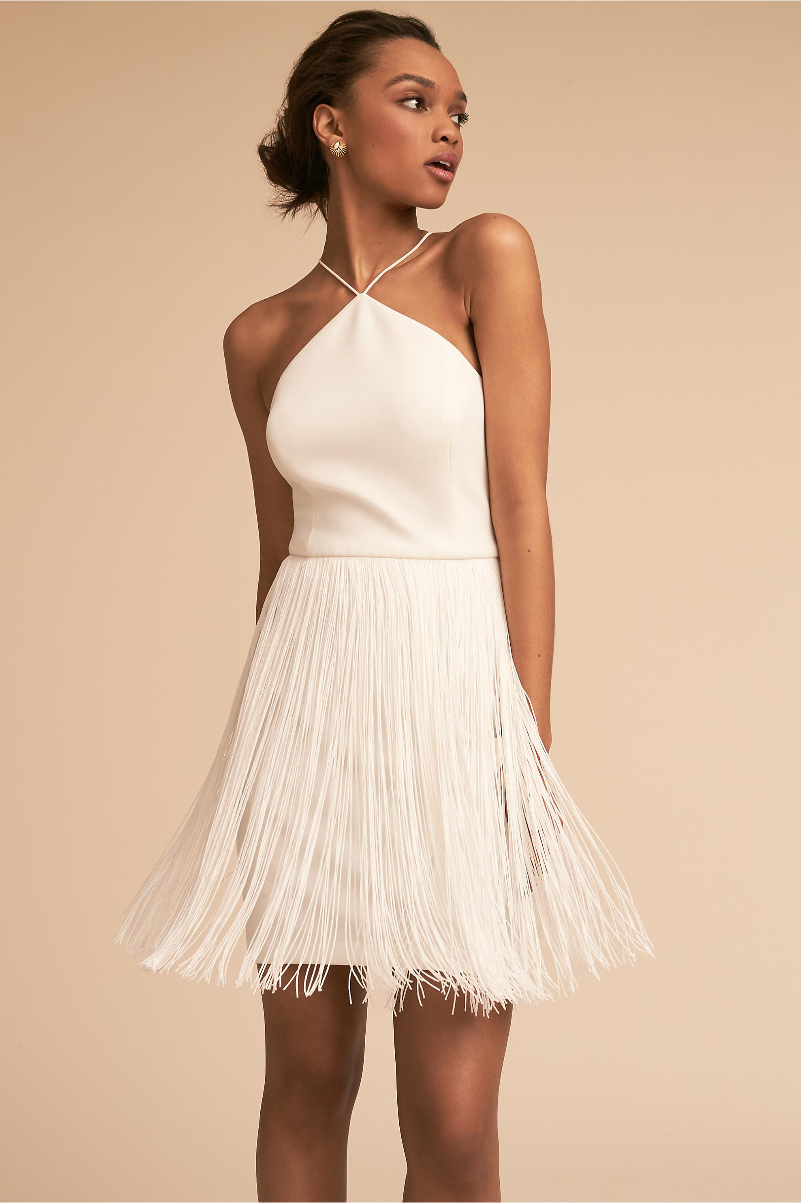 Little White Dresses & Jumpsuits | BHLDN