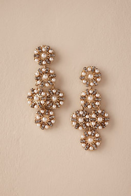 Salma Chandelier Earrings