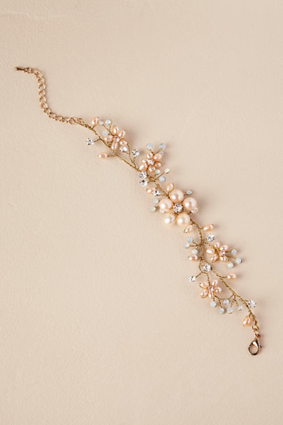Gold Amaris Bracelet | BHLDN