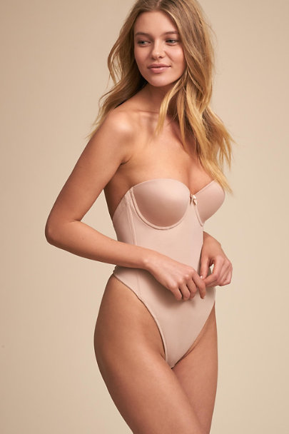 View larger image of Hazel Thong Bodysuit