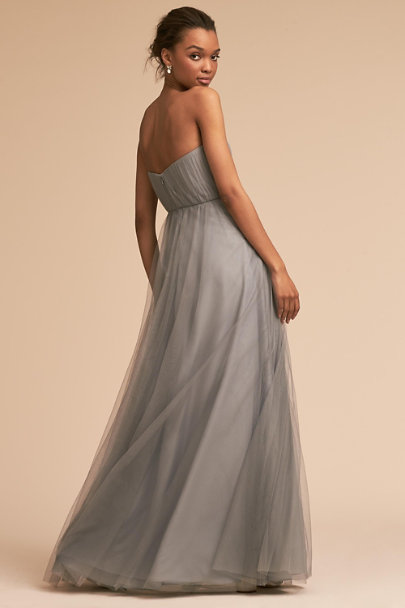 Hayley Paige Pewter Erika Set | BHLDN