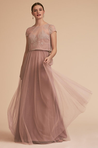 Hayley Paige Rose Erika Set | BHLDN