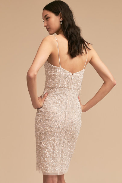 BHLDN Ivory Katrine Dress | BHLDN