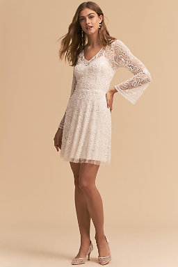 Shop Little White Dresses on Sale | BHLDN