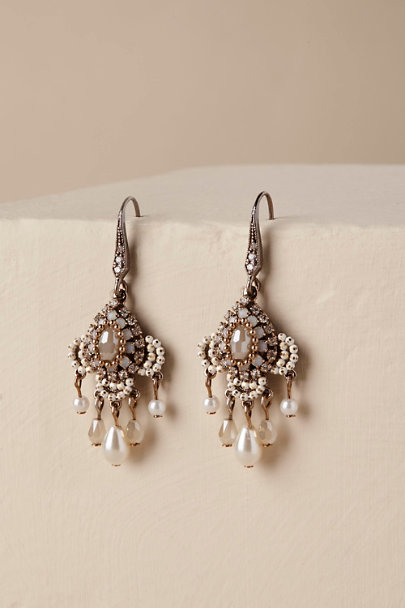 Theia Jewelry Gold Darcie Earrings | BHLDN