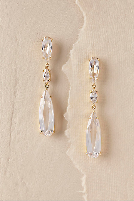 Eira Crystal Earrings