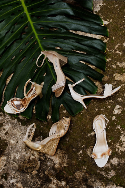 Seychelles Cream Cate Heels | BHLDN