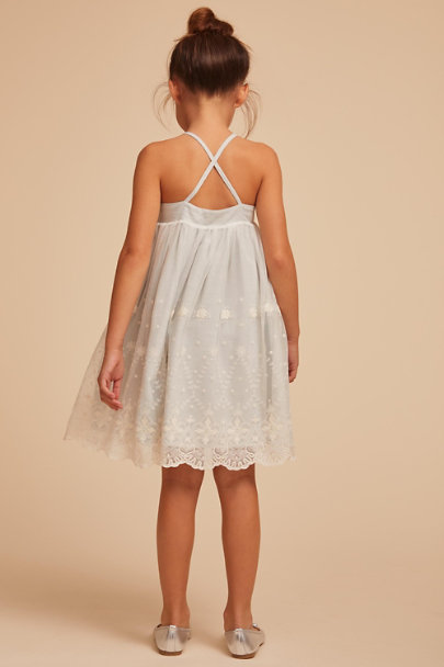 Mabel & Magpie Mist Macy Dress | BHLDN
