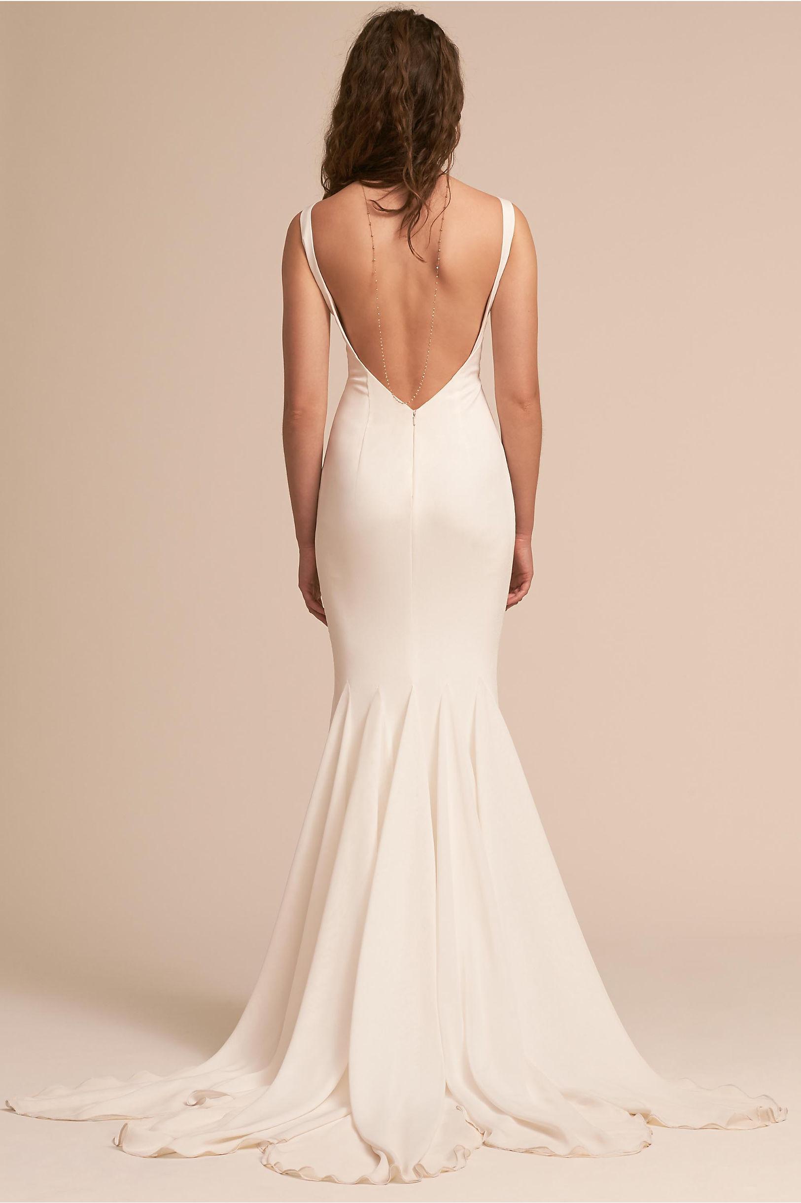 Mykonos Gown Ivory in Sale   BHLDN