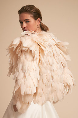 Ramsey Feather Jacket