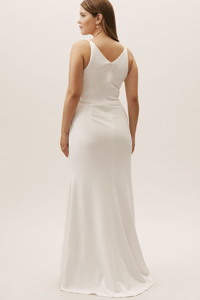 BHLDN Ivory Jones Dress | BHLDN
