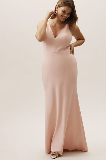 BHLDN Blush Jones Dress | BHLDN