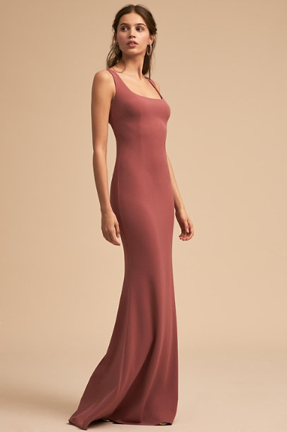 Katie May Mulberry Lucy Dress | BHLDN