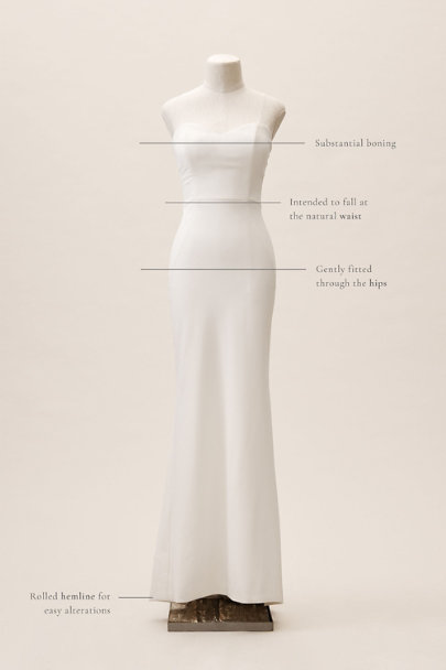 View larger image of Amy Kuschel Paige Gown