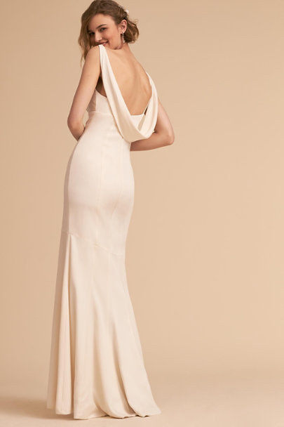 Amy Kuschel Ivory Ali Gown | BHLDN