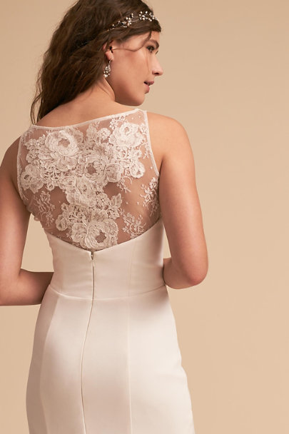 Amy Kuschel Ivory Elle Tucker | BHLDN