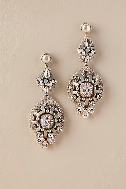 Lynette Chandelier Earrings