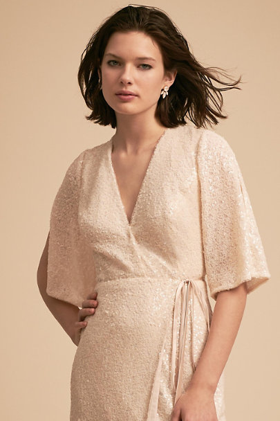 Aidan Mattox Pearl Jordana Dress | BHLDN