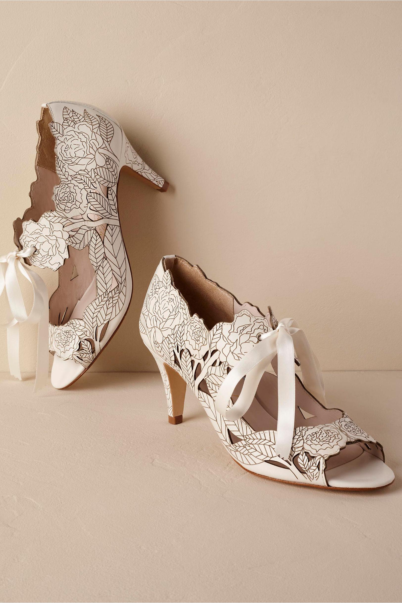 Wedding Slippers For Reception Images Decoration Ideas Heels Women Bridal Bhldn Peony