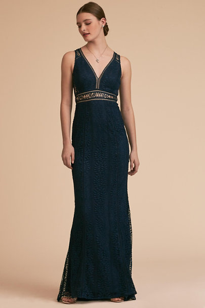 BHLDN Navy Connor Dress | BHLDN