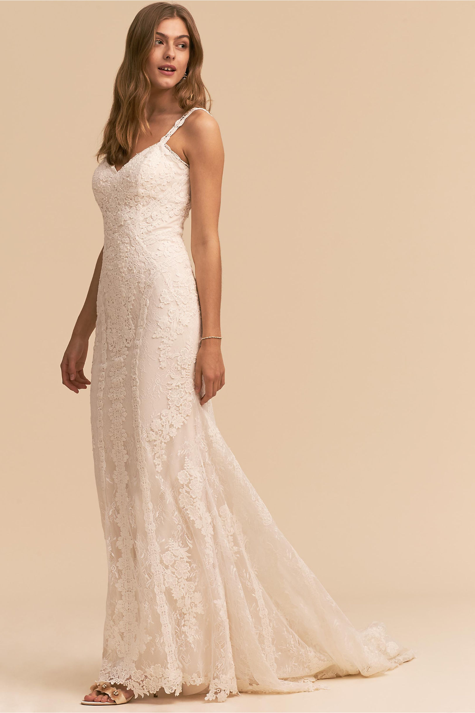 Ivory J Rsquoadore Gown Bhldn