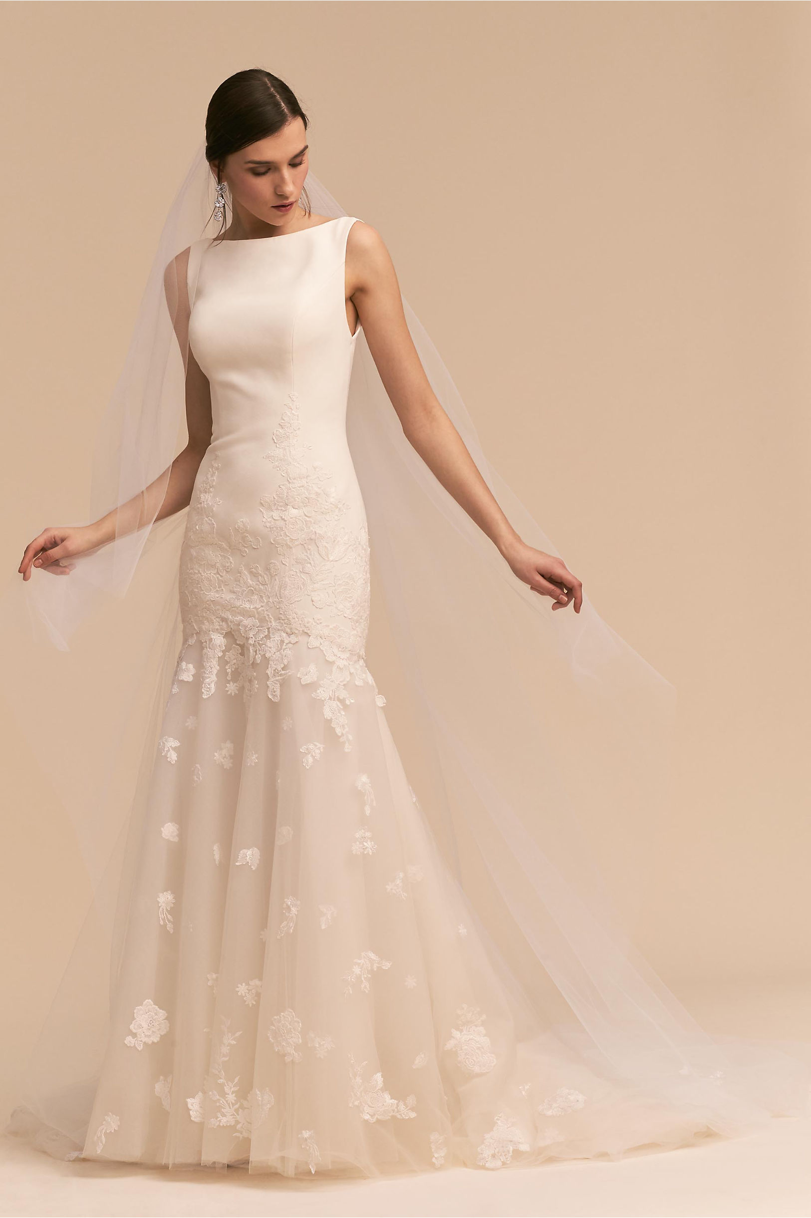Tuscany Gown Ivory in Sale | BHLDN