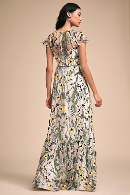 Forsythia Dress