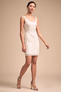 Wedding reception dresses little white dresses bhldn quincy dress junglespirit Images