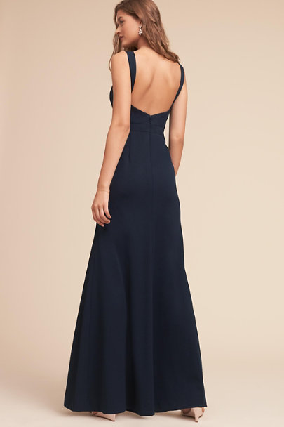 BHLDN Navy Ansel Dress | BHLDN
