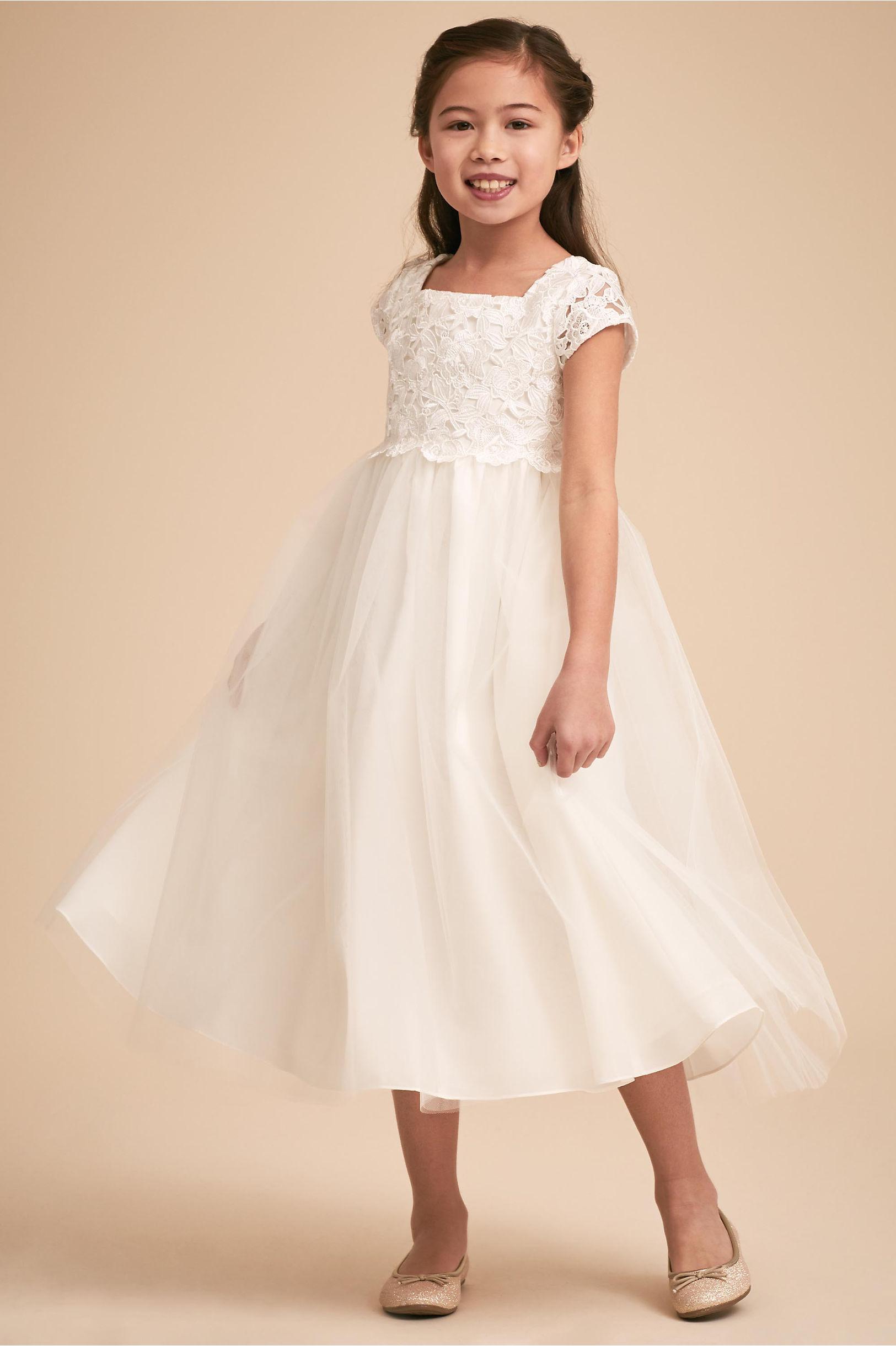 Flower girl dresses junior bridesmaid dresses bhldn camille dress ombrellifo Choice Image