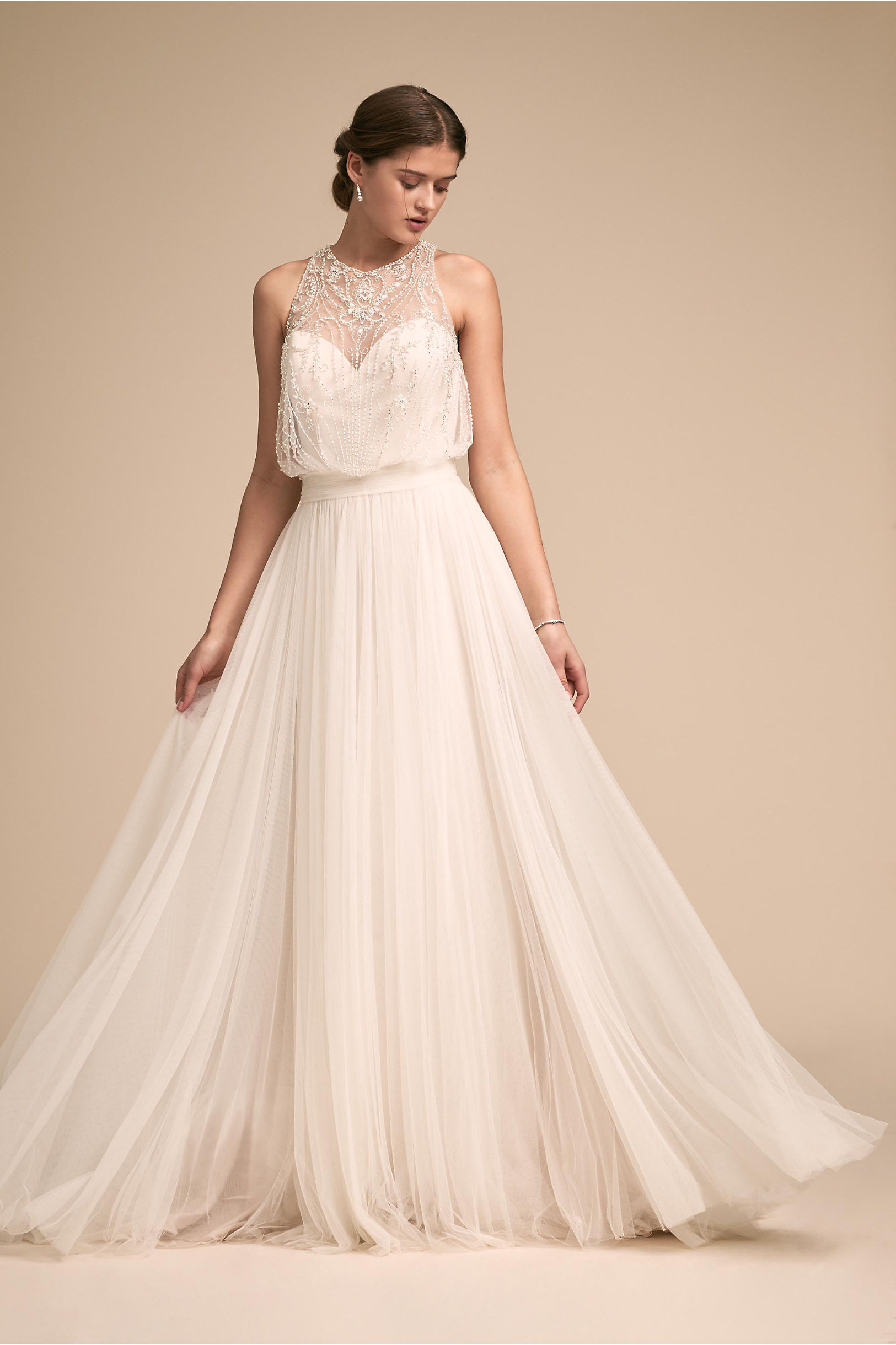 Lovespell Gown Ivory in Sale | BHLDN