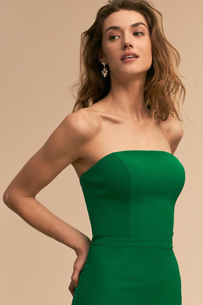 BHLDN Emerald Tess Dress | BHLDN