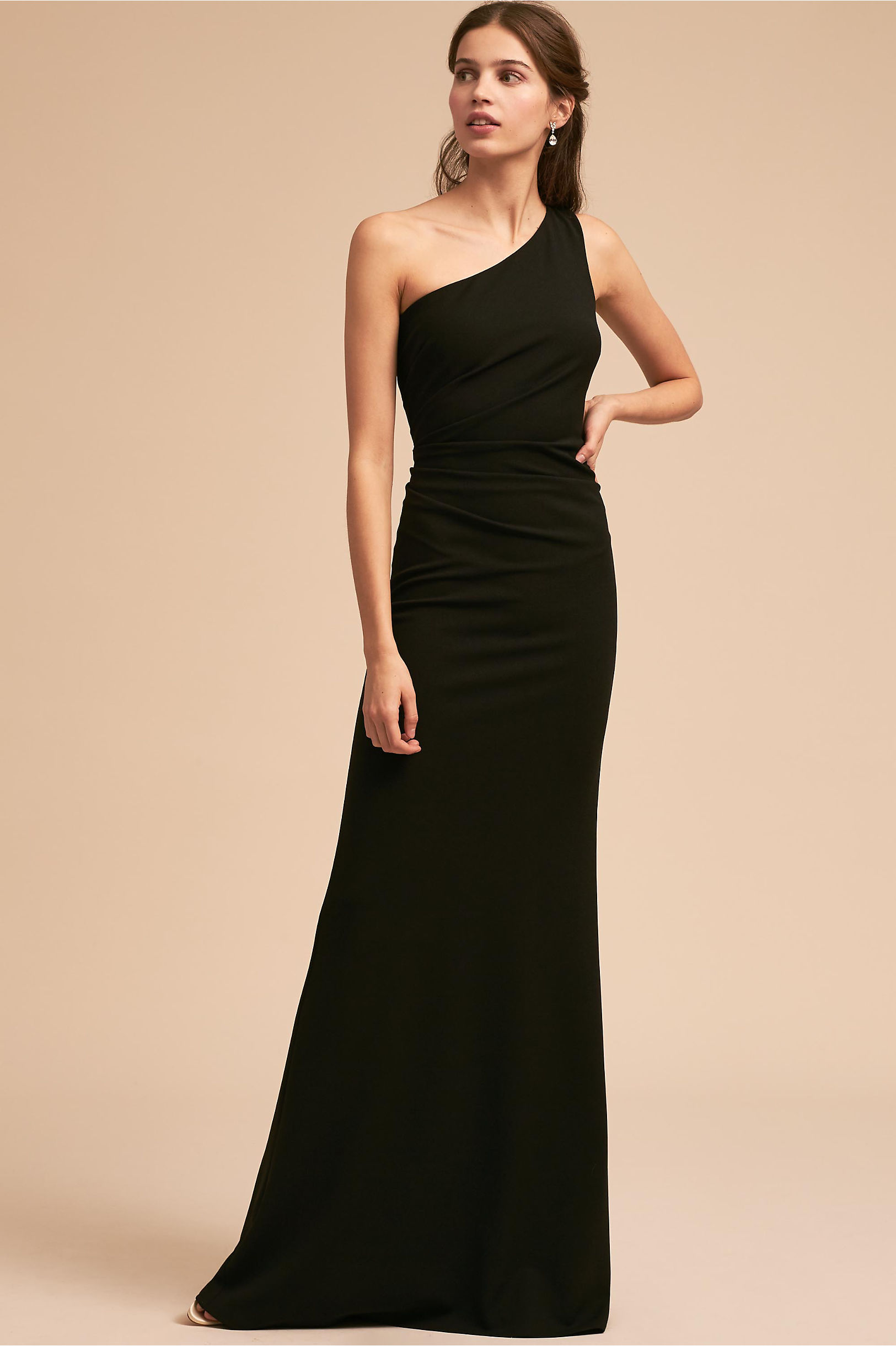 Gwyneth Dress Black in Occasion Dresses | BHLDN