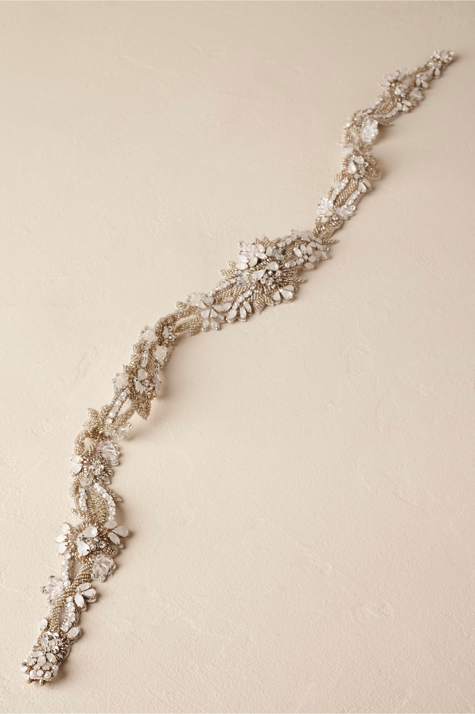 Wedding Dress Belts & Bridal Sashes | BHLDN