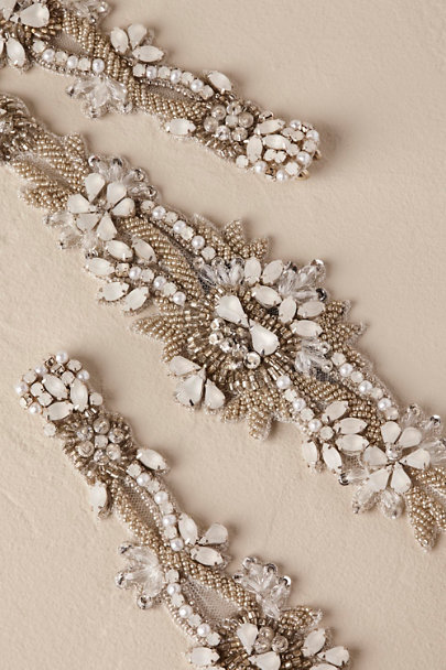 Zakaa Gold Love Is Gold Fitted Belt | BHLDN
