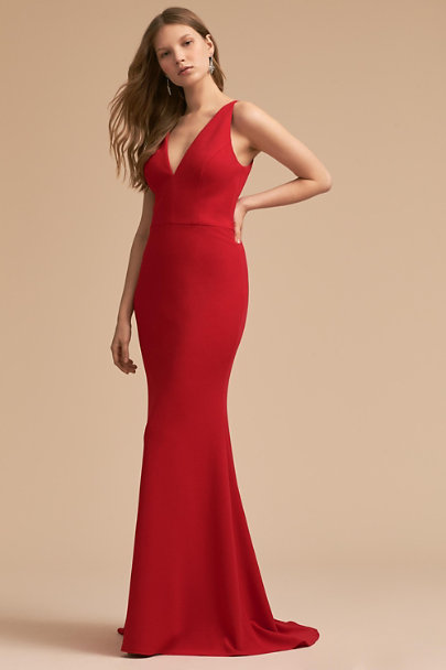 BHLDN Red Jones Dress | BHLDN