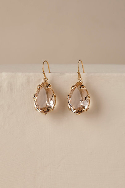 Ti Adoro Gold Vega Drop Earrings | BHLDN