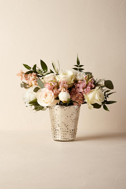 Silver Bistro Votive | BHLDN