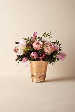 Wedding centerpieces wedding vases candles bhldn rose bistro votive junglespirit Gallery
