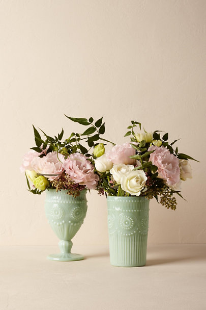 Milk Green Provence Chalice | BHLDN